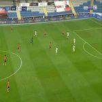 Basaksehir 1-0 Yeni Malatyaspor - Tolga Cigerci 26'