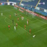 Basaksehir 1-[1] Yeni Malatyaspor - Adem Buyuk 71'