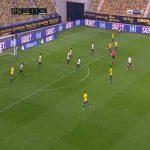 Cadiz [2]-1 Valencia - Marcos Mauro 88'