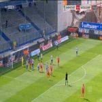 Darmstadt 0-1 Dusseldorf - Luka Krajnc 20'