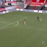 FC Emmen 2-0 Waalwijk - Luka Adzic 17'