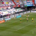 Feyenoord 2-0 Fortuna Sittard - Steven Berghuis 83'
