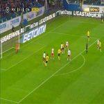 FK Rostov [1]-1 Spartak Moscow - Pavel Maslov OG 27'