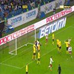 FK Rostov 2-[3] Spartak Moscow - Alexander Sobolev 58'