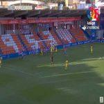 Lugo 0-1 Malaga - David Lomban 84'