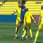 Nantes 0-1 Nice - Kasper Dolberg penalty 10'