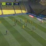 Nantes 0-2 Nice - Kasper Dolberg 29'