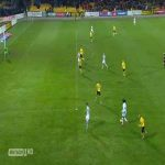 Oleksandriya 1-[2] Dynamo Kyiv - Gerson Rodrigues 90'