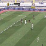 Raja Casablanca 2-0 Pyramids - Ben Malango Ngita 21'