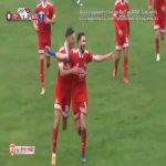 Struga [2]-0 Belasica - Klisman Cake 27' (Macedonian League)