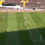 Vitoria Guimaraes 0-1 Tondela - Mario Gonzalez 27'