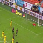 Yaroslav Godzyur (Ural) penalty save against Arsenal Tula 3'