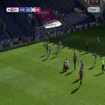 Blackburn 0-[2] Bournemouth - Arnaut Danjuma 75'