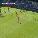 Luton 0-[2] Barnsley - Daryl Dike 59'
