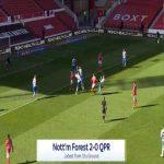 Nottingham Forest 2-0 QPR - Lewis Grabban 63'