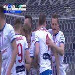 Podbeskidzie Bielsko-Biała 2-0 Wisła Kraków - David Niepsuj 47' (Polish Ekstraklasa)
