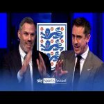 Carragher and Neville discuss England squad selections