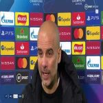 "Pep: ""To play well in the areas we want, we need a good build-up, today it was not good. Joao and Rodri were not clever to receive the ball in the positions to make contact with the others."" 