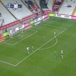 Besiktas 3-0 Alanyaspor - Georges-Kevin N'Koudou 85'
