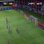 San Lorenzo 0-[2] Santos - Marinho penalty