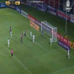 San Lorenzo [1]-2 Santos - A.Romero