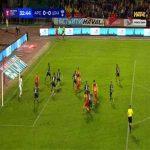 Arsenal Tula 1-0 CSKA Moscow - Evgeni Lutsenko 33'