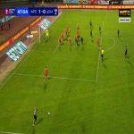 Arsenal Tula 1-[1] CSKA Moscow - Vadim Karpov 48'