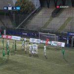 Red Star [2]-2 Lyon - Jimmy Roye free-kick 74'