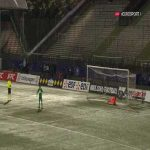 Red Star vs Lyon - Penalty shootout (4-5)