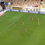 Yeni Malatyaspor [1]-1 Fenerbahce - Mustafa Eskihellac 35'
