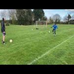 Dribbling in tight areas | 1-1 Session Highlights | MCM Coaching UK