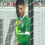 FC St. Gallen 3-1 Young Boys - Lawrence Ati Zigi Great Save