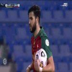 Al-Ettifaq [1] - 1 Al Qadasiya — Walid Azarou 30' — (Saudi Pro League - Round 25)