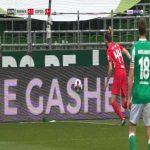 Bremen [1]-3 RB Leipzig - Milot Rashica penalty 61'