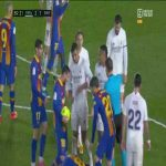 Casemiro 90' Second Yellowcard (Real Madrid-Barcelona)