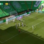 Celtic 3-0 Livingston - Scott Brown 50'