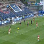 Chateauroux 0-1 Dunkerque - Jérémy Huysman 7'