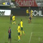 Fortuna Sittard 0-1 FC Emmen - Sergio Pena penalty 53'
