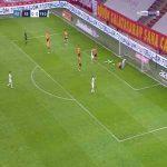 Galatasaray 0-1 Karagumruk - Alassane Ndao 60'