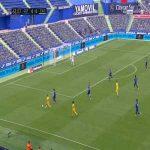 Getafe 0-1 Cadiz - David Timor OG 64'