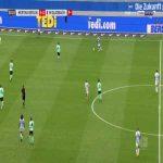 Hertha Berlin 1-0 Monchengladbach - Santiago Ascacibar 23'