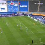 Hertha Berlin 1-[1] Monchengladbach - Alassane Plea 27'