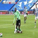 Hertha Berlin 1-[2] Monchengladbach - Lars Stindl penalty 38'
