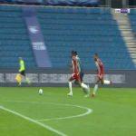 Le Havre 1-0 AC Ajaccio - Alexandre Bonnet penalty 33'