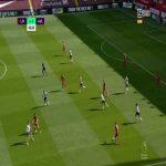 Liverpool 0 - [1] Aston Villa | Ollie Watkins 43'