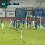 Niort 0-2 Auxerre - Gautier Lloris 59'