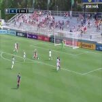 North Carolina Courage 0 - [1] Washington Spirit - Yokoyama 4'