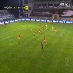Paços Ferreira 0-3 Benfica - Haris Seferovic 45'+8'