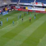 Paderborn 1-0 Bochum - Julian Justvan 36'