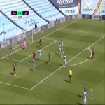 S. Dallas goal (Man. City 0 - [1] Leeds Utd.) 42'